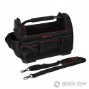 wholesale Shopping Bags: Tool bag with steel handle