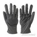 Nitril wegwerphandschoenen zonder stof, 100 st