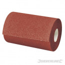 Sandpaper roll of aluminum oxide 5 m