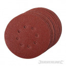 Perforated sanding discs self-adhesive 150 mm, 1