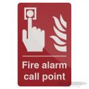 mayorista Seguridad y sistemas de vigilancia: Señal de advertencia - Pulsador de alarma ...
