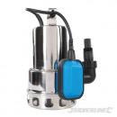 Pompa per acque reflue in acciaio inox 55
