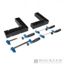 wholesale Pictures & Frames: 6 Piece Clamp-it® Set of Clamps and Squares