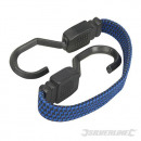 Elastic flat rope