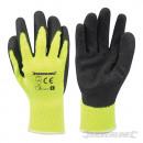 Großhandel Tücher & Schals: Gelbe Handschuhe mit guter Sicht