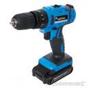 Combined hammer drill 18 V