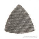 Toile abrasive triangulaire auto-adhésive 105 m