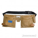grossiste Ceinture: Double ceinture à outils avec 8 poches