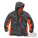 wholesale Coats & Jackets: Scruffs Worker jacket, charcoal color
