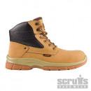 grossiste Vetement et accessoires: Hatton bottes de sécurité, brun clair