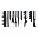 set 10 combs extraordinhair