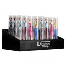 Display girls hair tweezers (24 pieces)