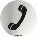 INOX SIGNAL TELEPHONE 70mm DIAMETER