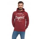 CROSSHATCH - Gilgurry Sweatshirt - Vélo rouge