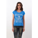 CUPID KILLER - Schatz-T-Shirt - Blau