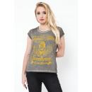 CUPID KILLER - Camiseta Sweetheart - Grey