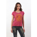 CUPID KILLER - T-shirt Santa Monica - Rose