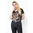 CUPID KILLER - Hard Heart T-Shirt - Black