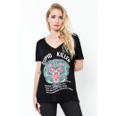 CUPID KILLER - T-shirt de reddition - Noir