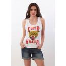 CUPID KILLER - T-shirt Cupidon Wild - Blanc