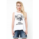 CUPID KILLER - City Of Angels T-Shirt - White