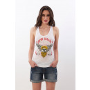 CUPID KILLER - T-shirt à quatre roues - Blanc