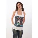 CUPID KILLER - T-shirt de voyage More - Blanc