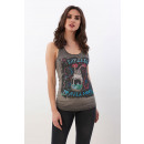 CUPID KILLER - Reise mehr T-Shirt - Anthrazit
