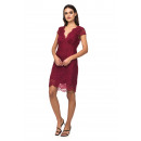 wholesale Dresses: JAVIER LARRAINZAR - Sophisticated lace dress
