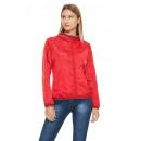wholesale Coats & Jackets: LONSDALE - Abrigo Lonsdale - True red