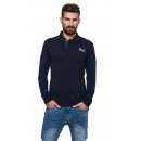 LONSDALE - Polo Lonsdale - Real navy