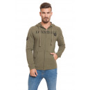 LONSDALE - Sweat Lonsdale - Olive