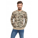 LONSDALE - Lonsdale Sweatshirt - Camouflage