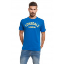 LONSDALE - Lonsdale T-Shirt - Royal