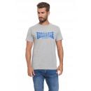 mayorista Salud y Cosmetica: LONSDALE - Camiseta Lonsdale - Light grey ...