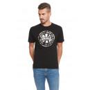 LONSDALE - T-shirt Lonsdale - Noir