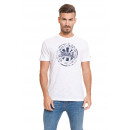 LONSDALE - Camiseta Lonsdale - White