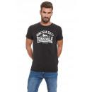 LONSDALE - Camiseta Lonsdale - Black