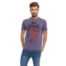 LONSDALE - T-shirt Lonsdale - Avio