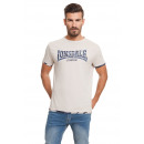 LONSDALE - Camiseta Lonsdale - Mastic