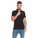 LONSDALE - Polo Lonsdale - Black