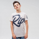 RIPSTOP - Lakewell T-Shirt - White