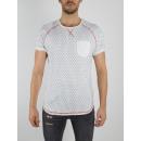 RINGSPUN - T-shirt Mojave - Blanc