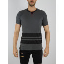 RINGSPUN - T-shirt Arabian - Noir