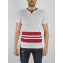 RINGSPUN - Arabisches T-Shirt - Weiß