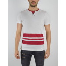 RINGSPUN - T-shirt Arabian - Blanc