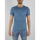 RINGSPUN - T-shirt Gobi - indigo