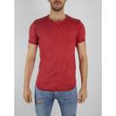 RINGSPUN - Namib T-shirt - Red