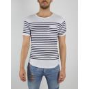 RINGSPUN - T-shirt Challenger - Blanc