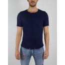 RINGSPUN - T-shirt Ferrett - Bleu marine